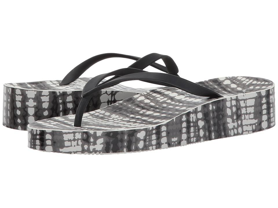 VIONIC - Bronte (Black/White Reptile) Women's Sandals