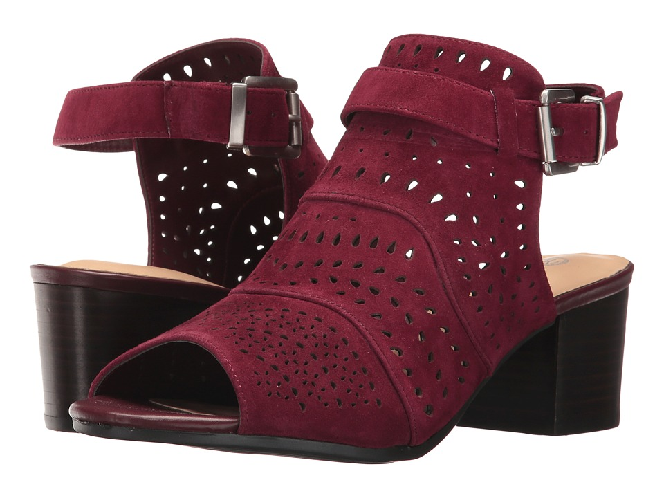 Bella-Vita Fonda (Burgundy) Women