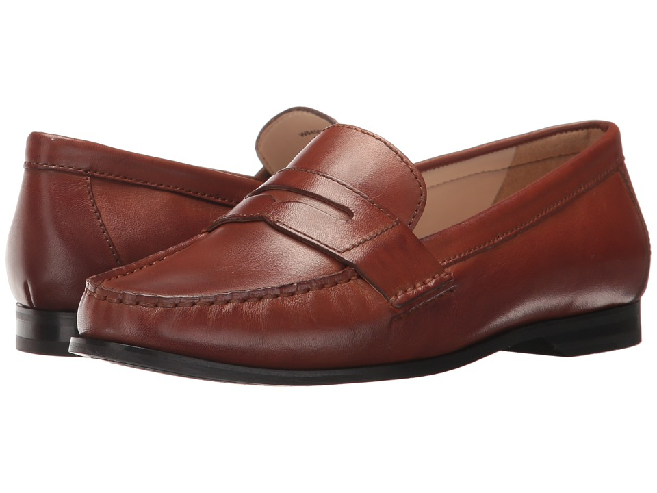 Cole Haan - Emmons Loafer II (British Tan Leather) Women's Shoes