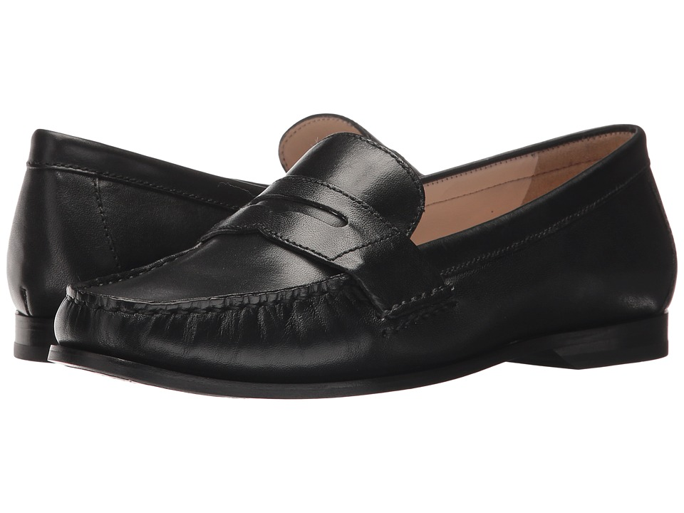 Cole Haan Emmons Loafer II (Black Leather) Women