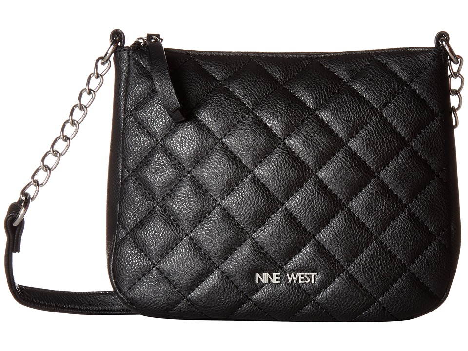 Nine West - Quilter (Black) Handbags