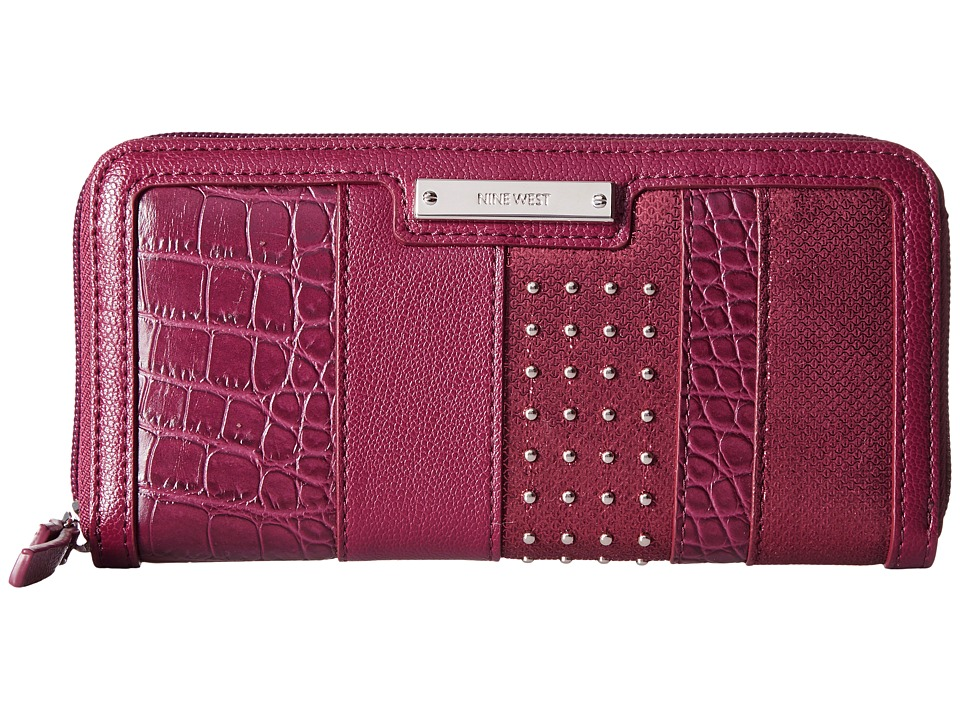 Nine West - Table Treasures (Crimson Multi) Handbags