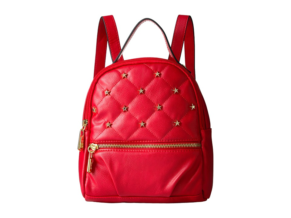 Circus by Sam Edelman - Jordyn Convertible Backpack (Passion Red) Backpack Bags