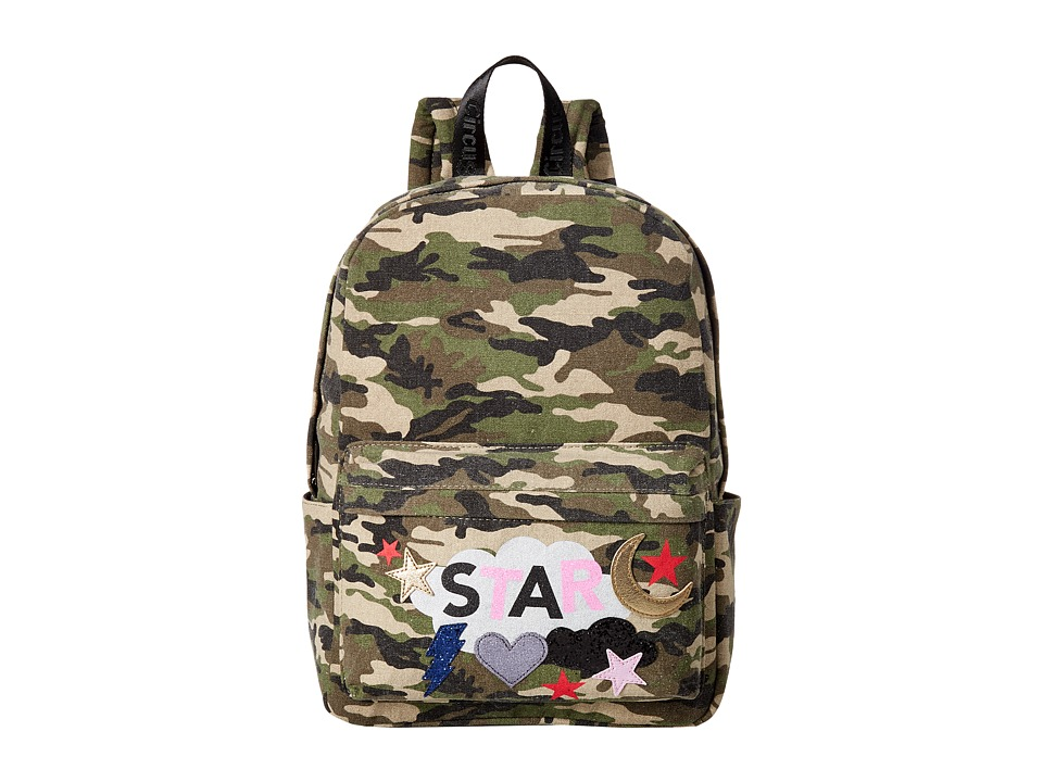 Circus by Sam Edelman - Avery Star Backpack (Camo) Backpack Bags