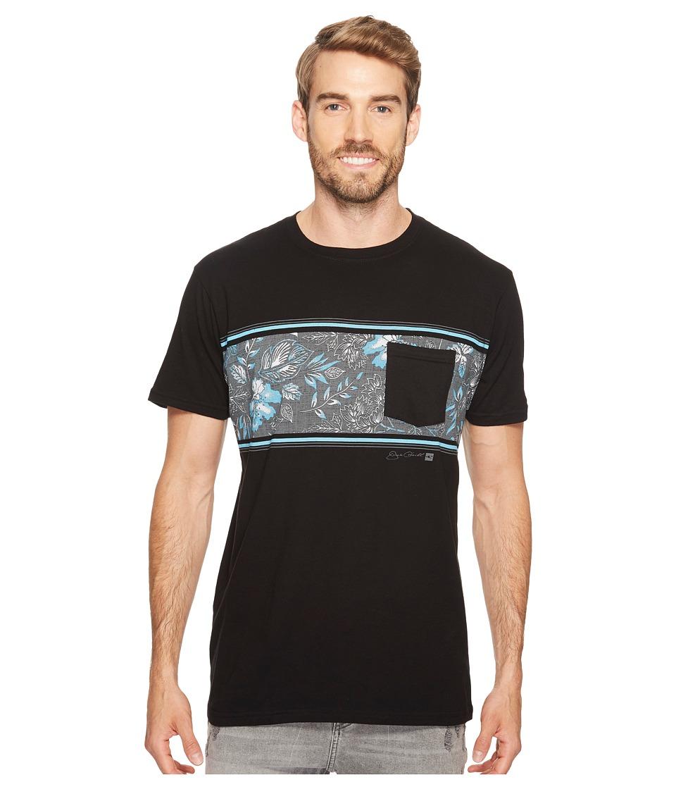 O'Neill - Surfside Tee (Black) Men's T Shirt