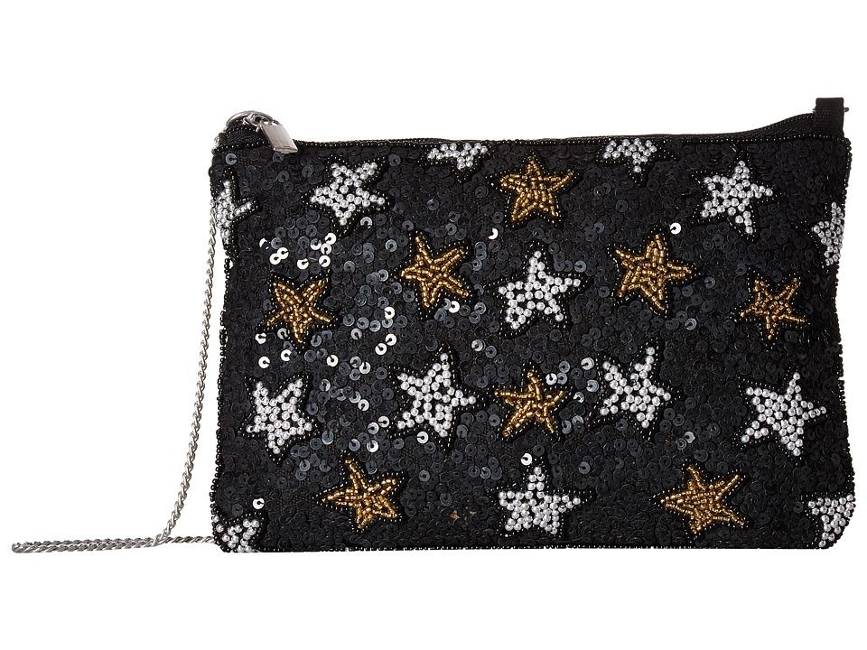 Circus by Sam Edelman - Ashleigh Beaded Crossbody (All Over Stars) Cross Body Handbags