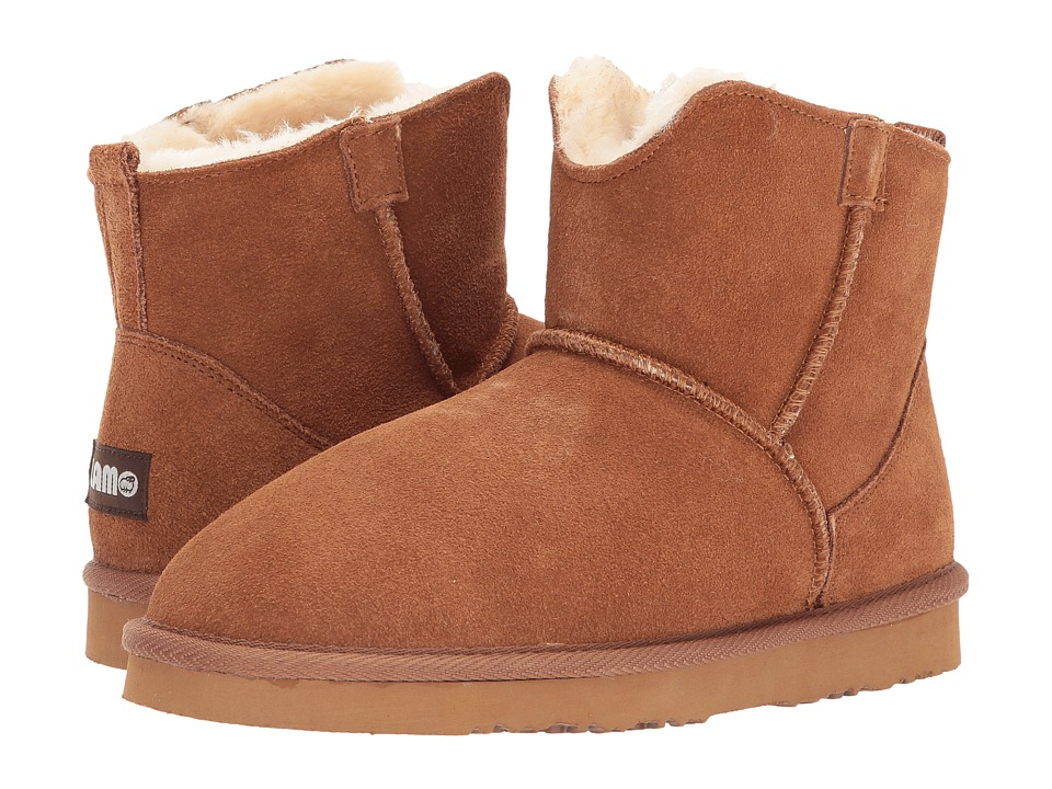 Lamo - Bellona 2 (Chestnut) Women's Shoes