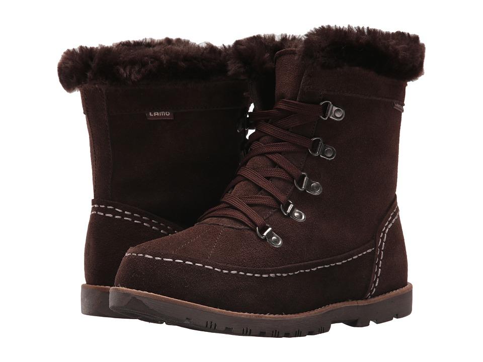 Lamo - Taylor (Chocolate) Women's Shoes