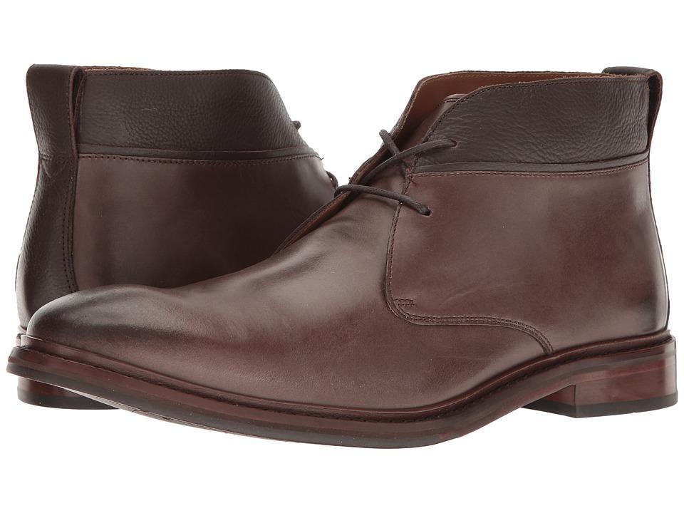 Cole Haan - Williams Wingtip Chukka II (Chestnut Burnish) Men's Shoes