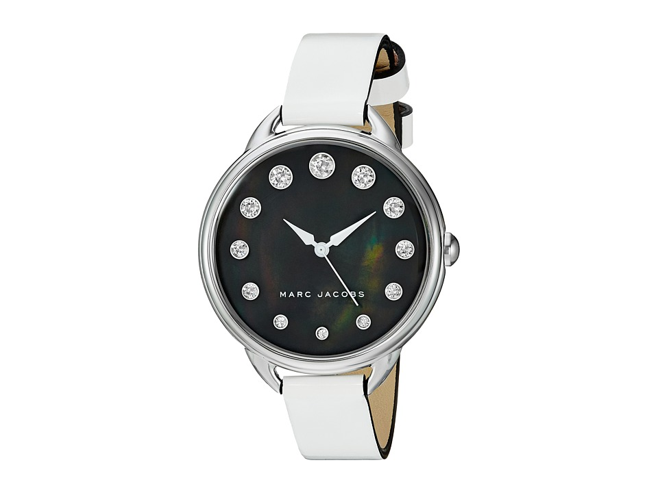 Marc by Marc Jacobs - MJ1510 - Betty 36mm (White/Black) Watches