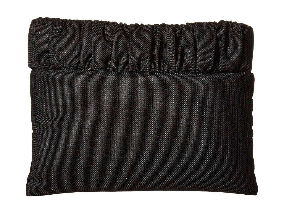 NO KA'OI - Small 'Ohina Pouch (Black) Bags