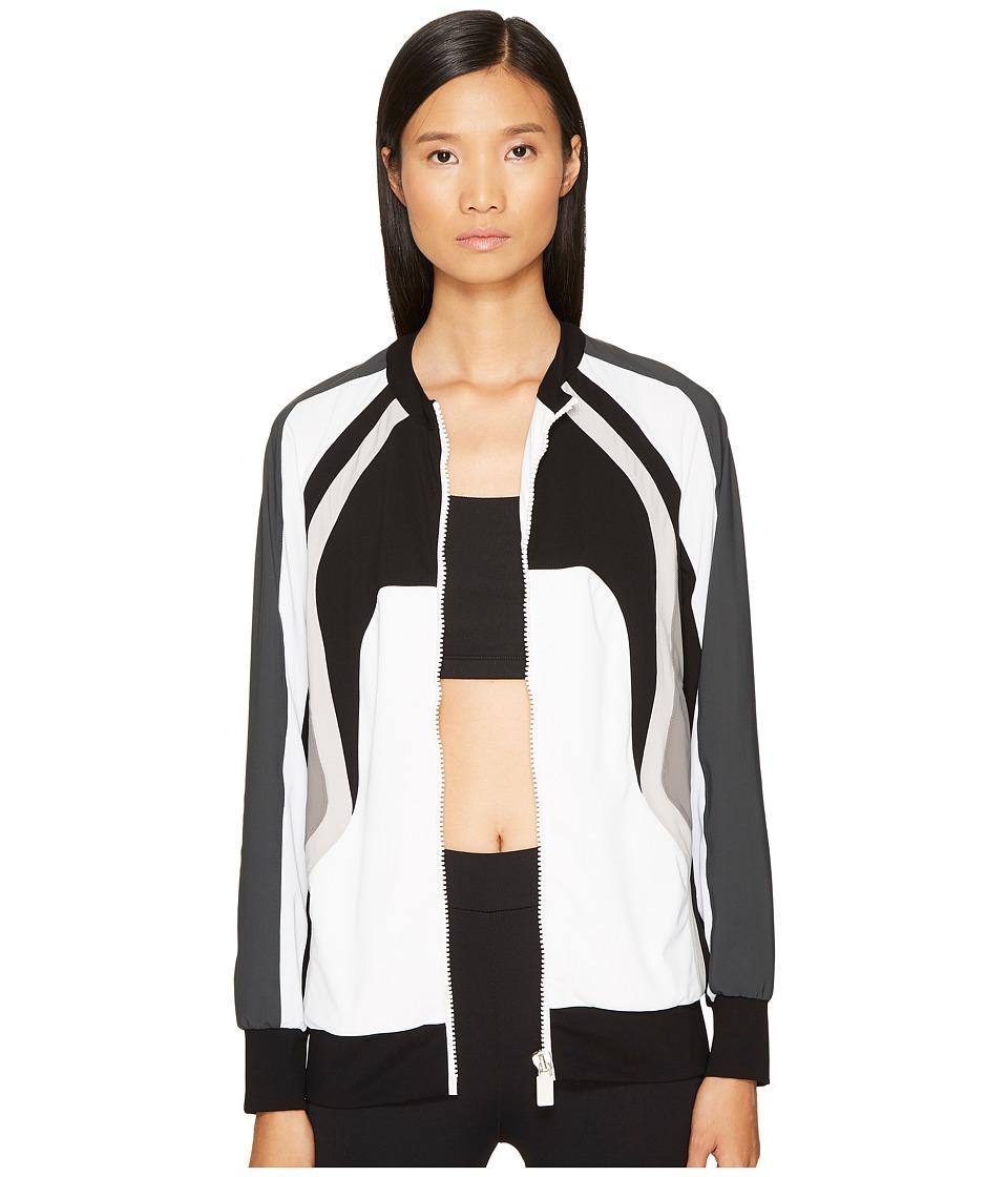 NO KA'OI - Nola Top (White/Pearl/Rock/Anthracite/Black) Women's Clothing