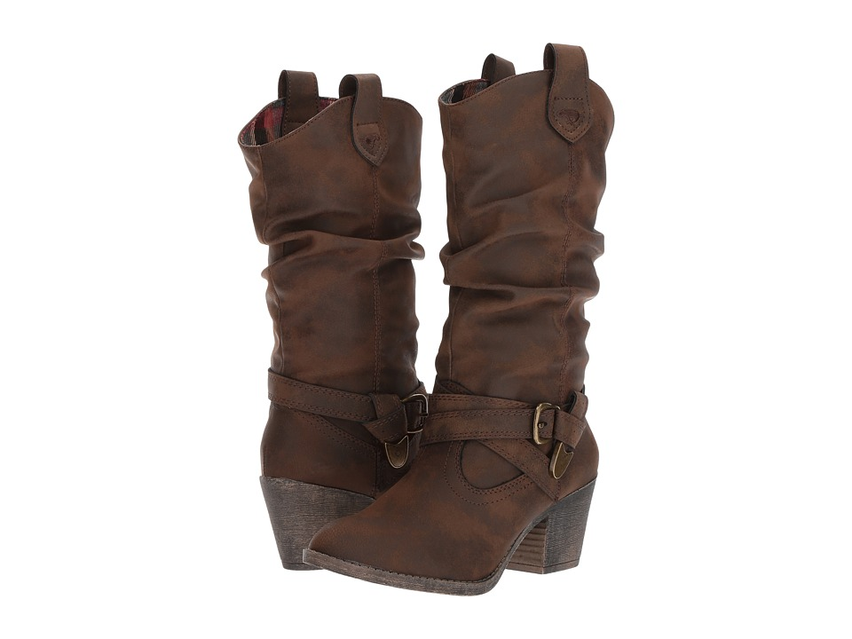 Rocket Dog Sidestep (Brown Graham) Women