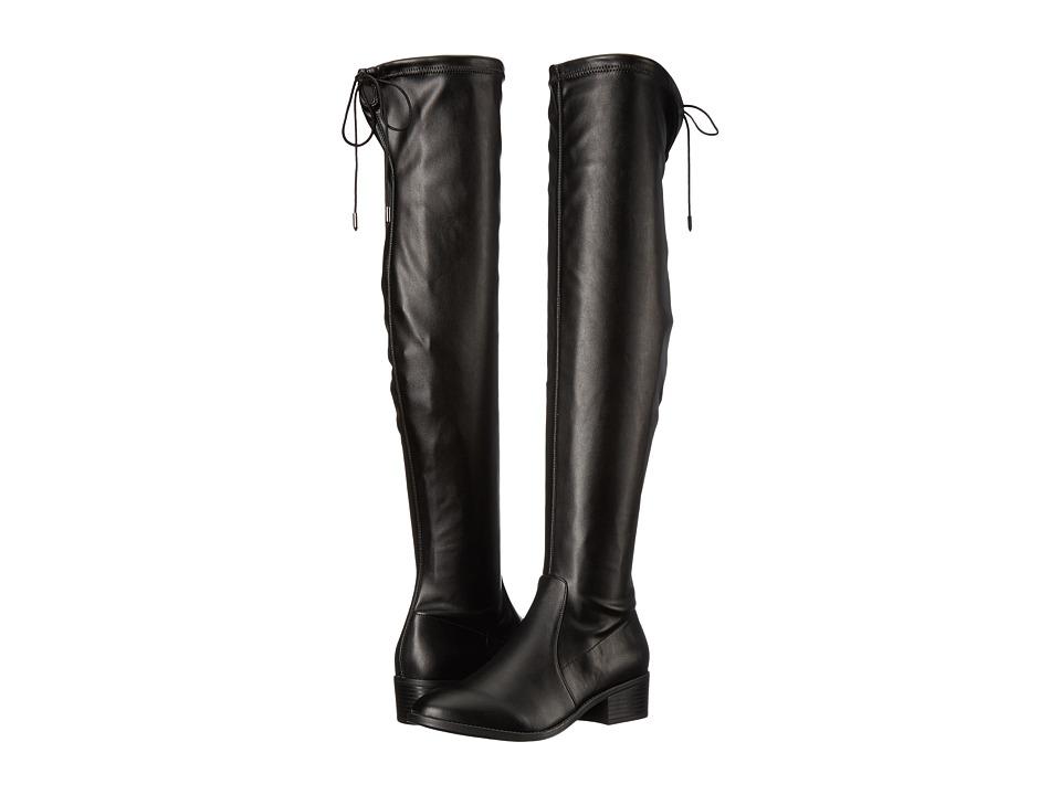 Steve Madden - Dawson (Black) Women's Pull-on Boots