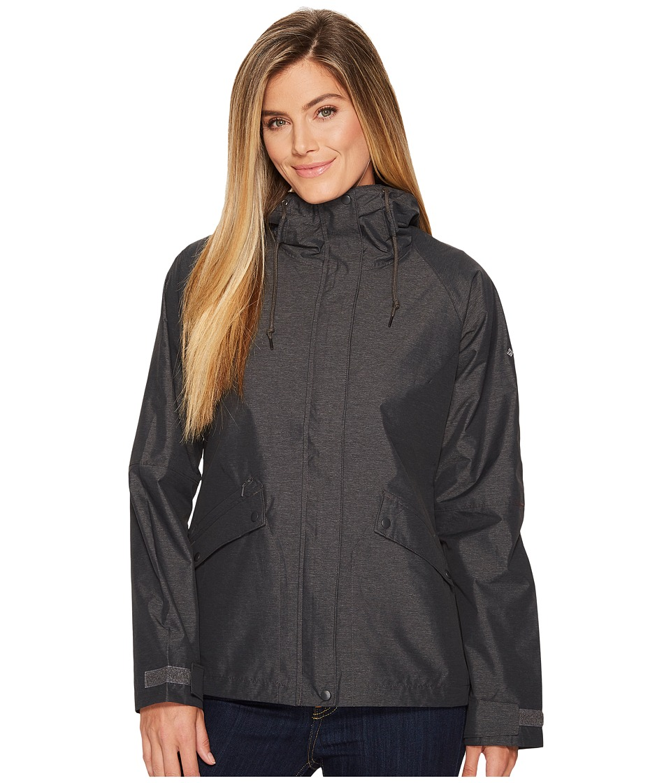 Columbia Celilo Falls Jacket (Shark Melange) Women