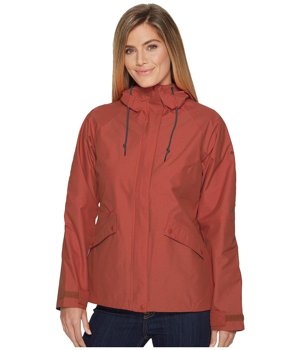 Columbia Celilo Falls Jacket (Tuscan Melange) Women