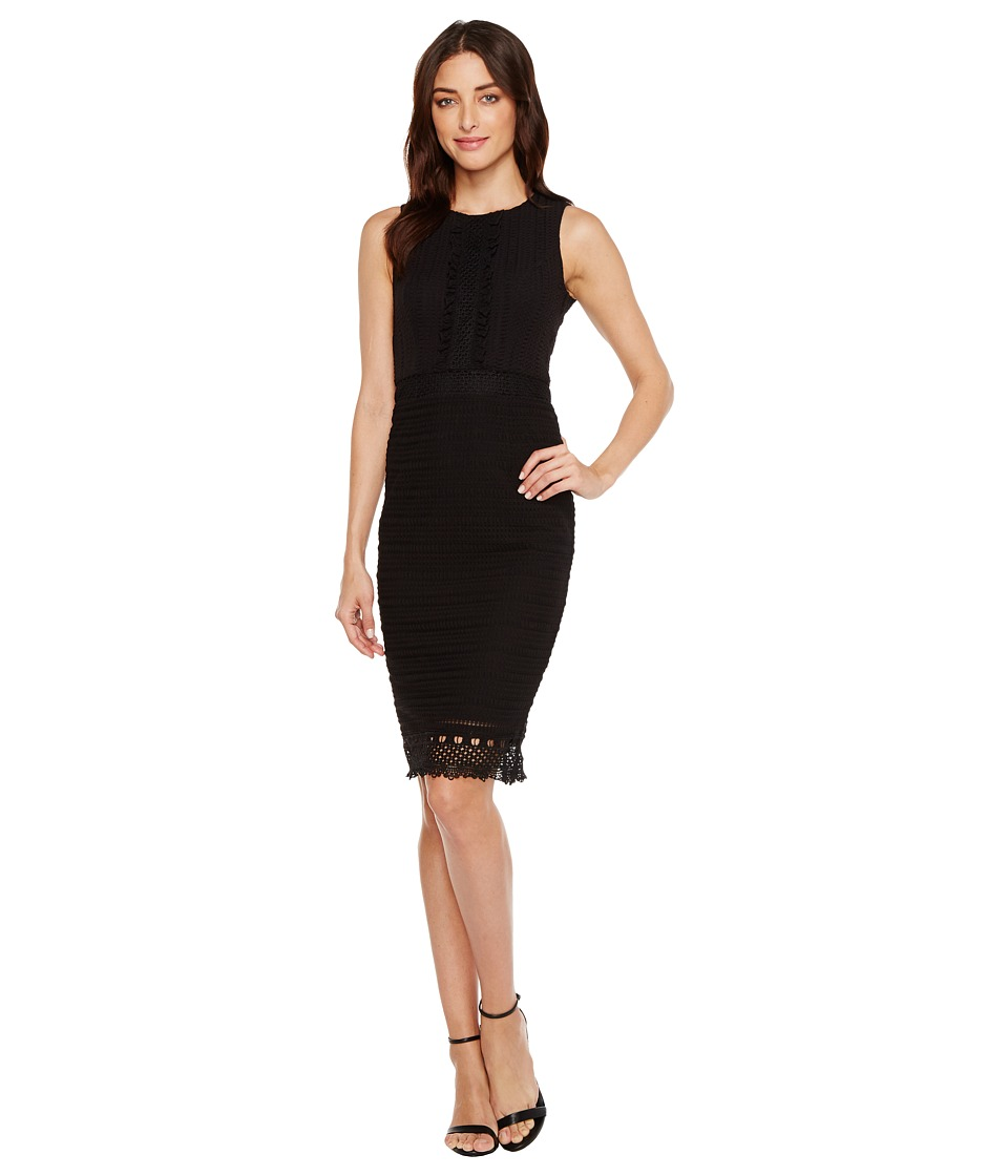 Jessica Simpson Sleeveless Lace Dress