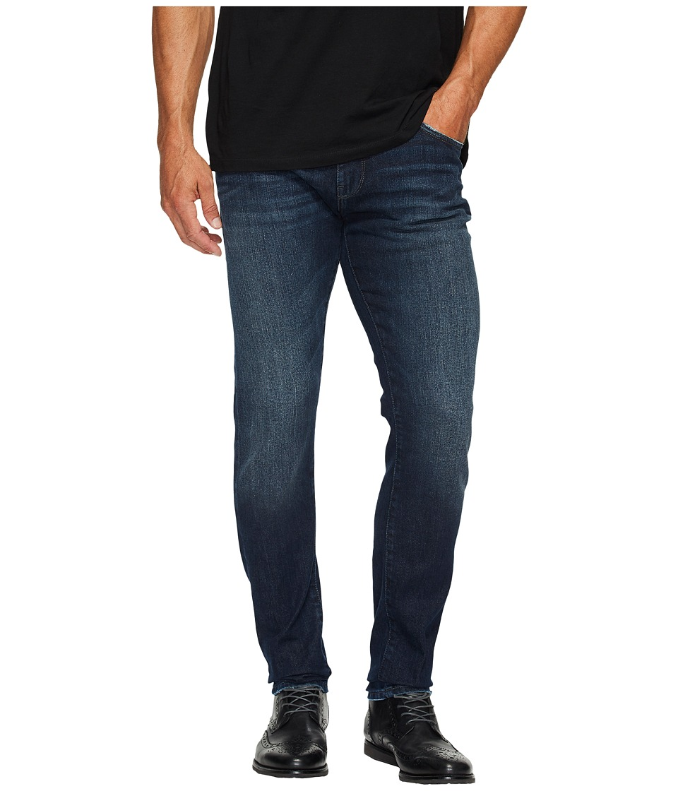 Mavi Jeans - James Regular Rise Skinny in Deep Brooklyn (Deep Brooklyn) Men's Jeans