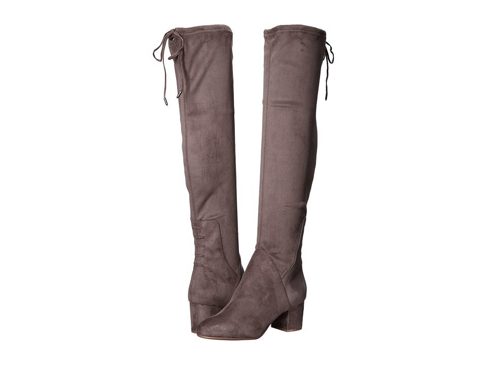 Steve Madden - Intro (Grey) Women's Dress Pull-on Boots
