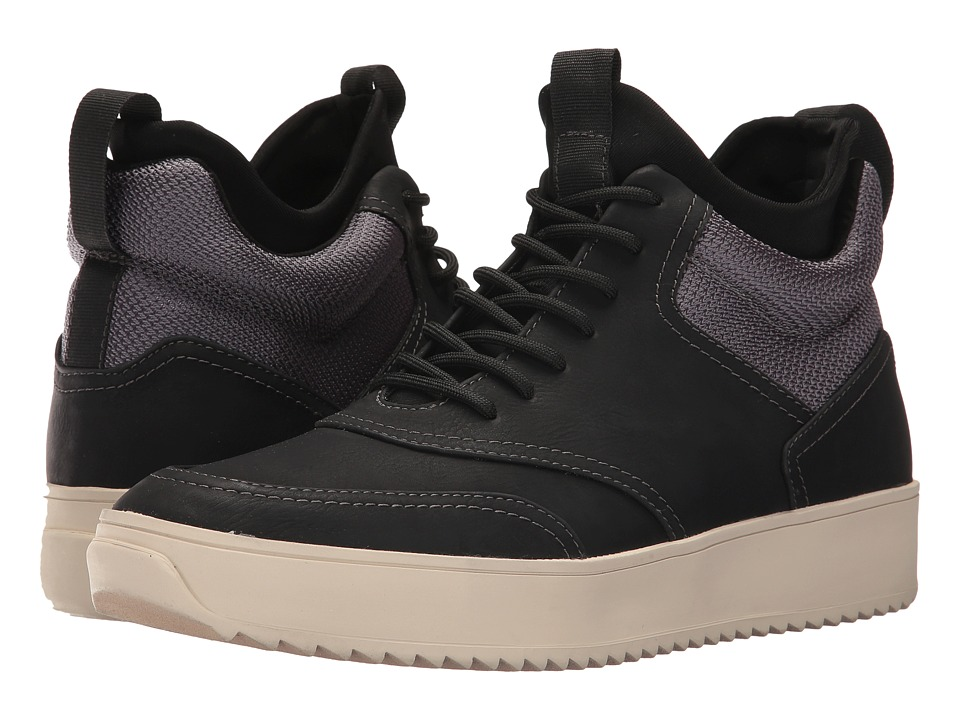 Steve Madden Zerodawn (Black) Men