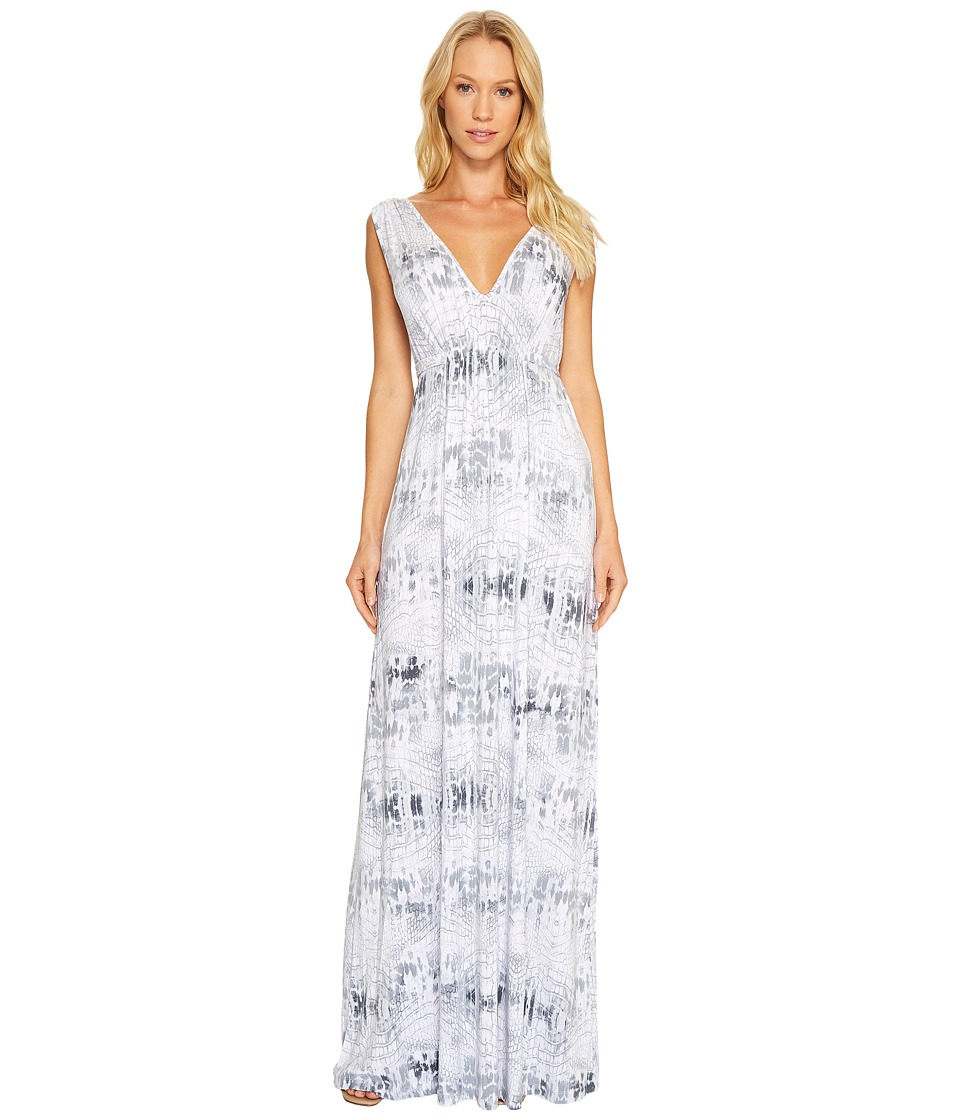 Tart Grecia Maxi (Grey Painted Reptile) Women