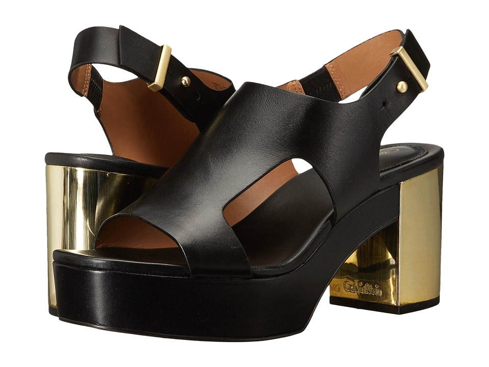 Calvin Klein - Iven (Black) Women's Shoes