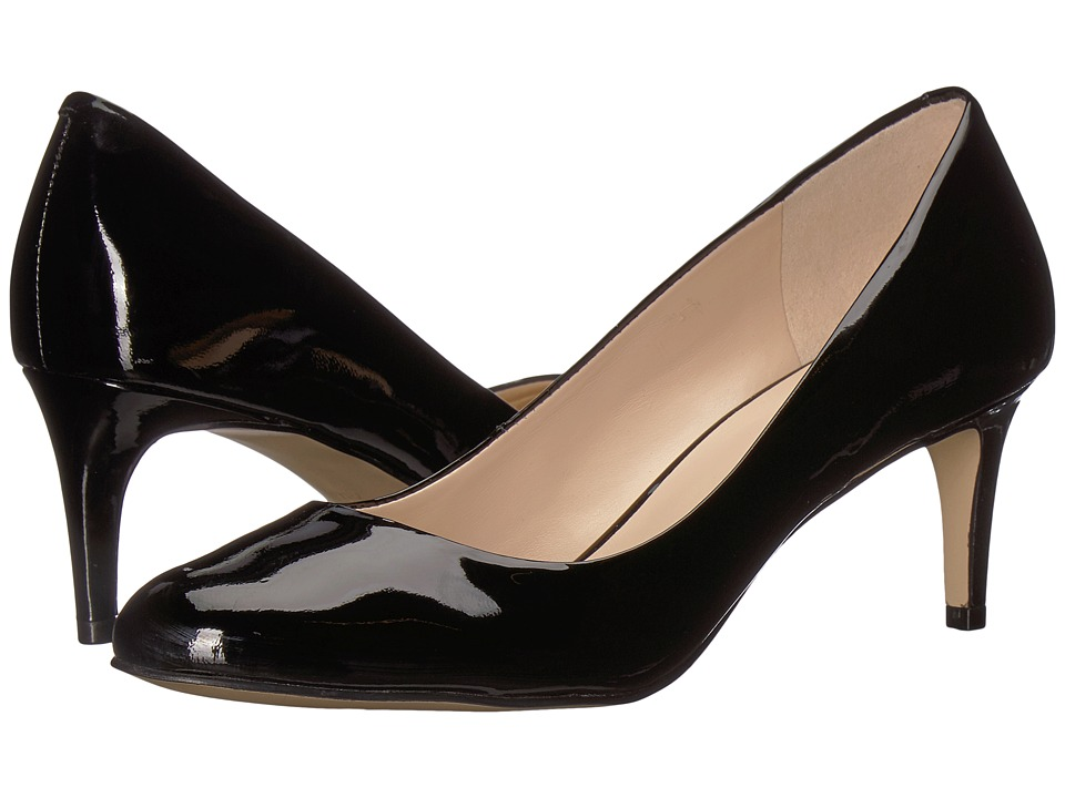 Nine West - Cassidy (Black Leather) Women's Shoes