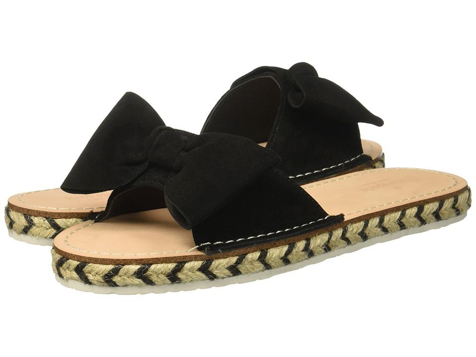 Kate Spade New York - Idalah (Black Kid Suede) Women's Shoes