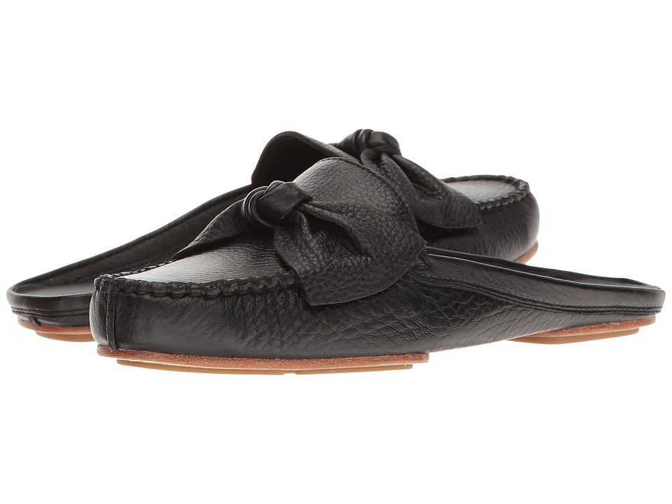 Kate Spade New York - Mallory (Black Tumbled Leather) Women's Shoes