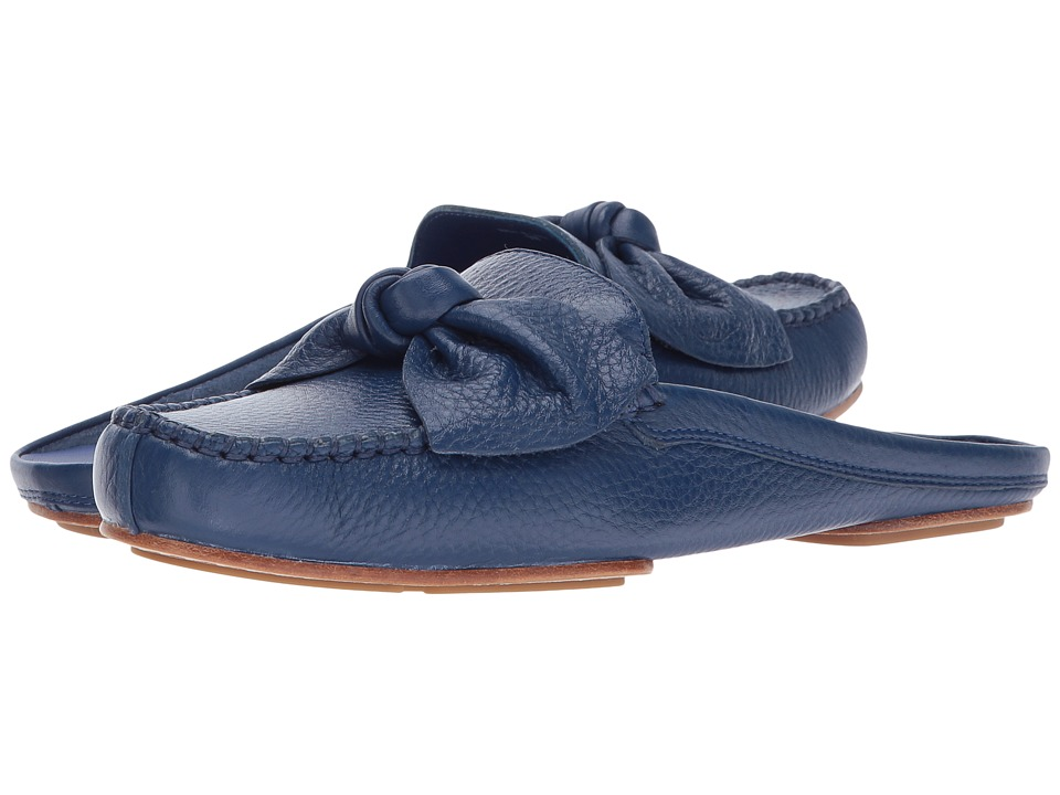 Kate Spade New York Mallory (Garden Blue Tumbled Leather) Women