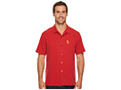 Alabama Tide Bahama Tommy Twill Shirt Crimson Catalina Collegiate Series F455qn1x