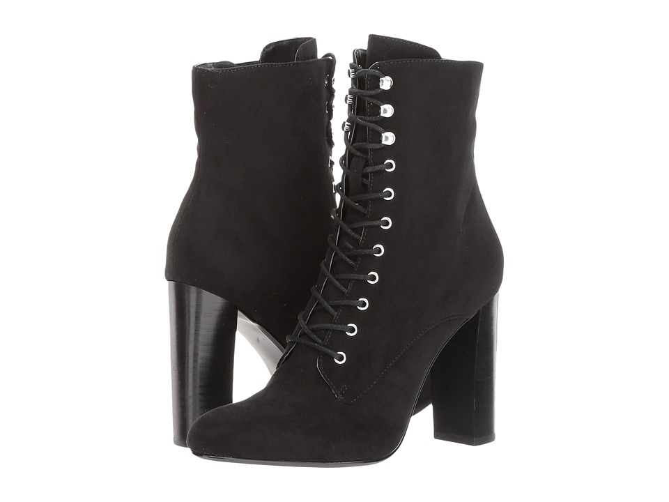Steve Madden - Essie (Black 1) Women's Dress Pull-on Boots