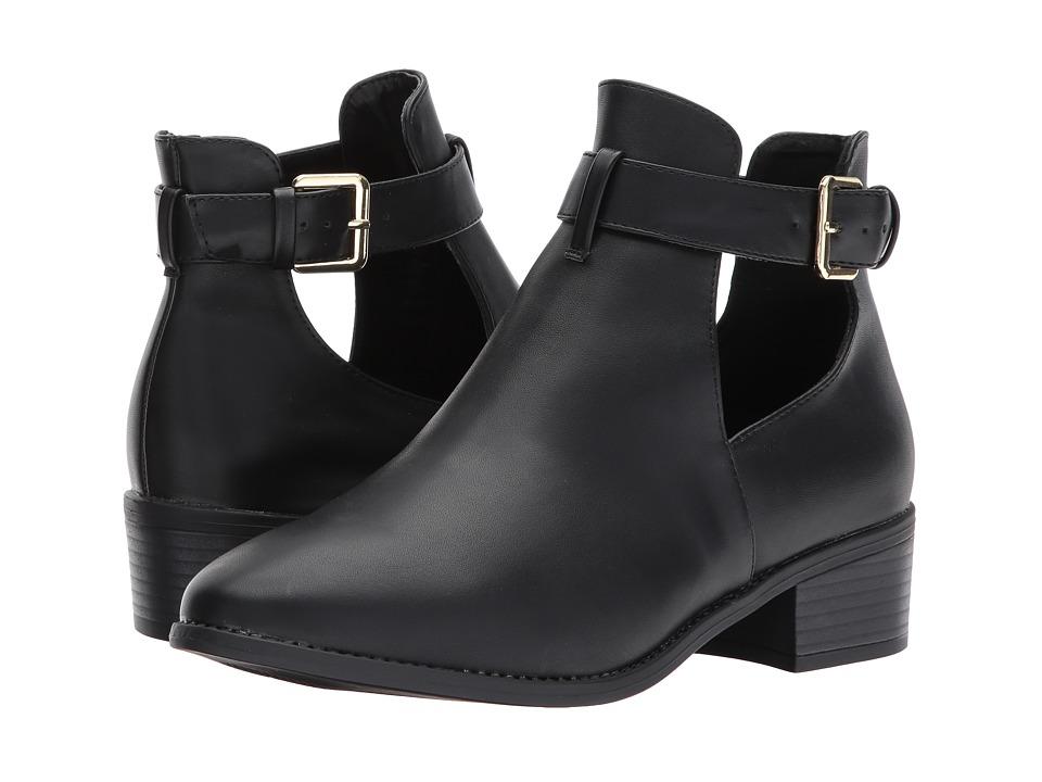 Steve Madden - Duncan (Black) Women's Boots