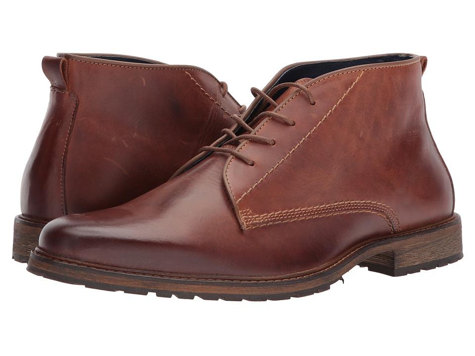 PARC City Boot Riverdale (Cognac) Men