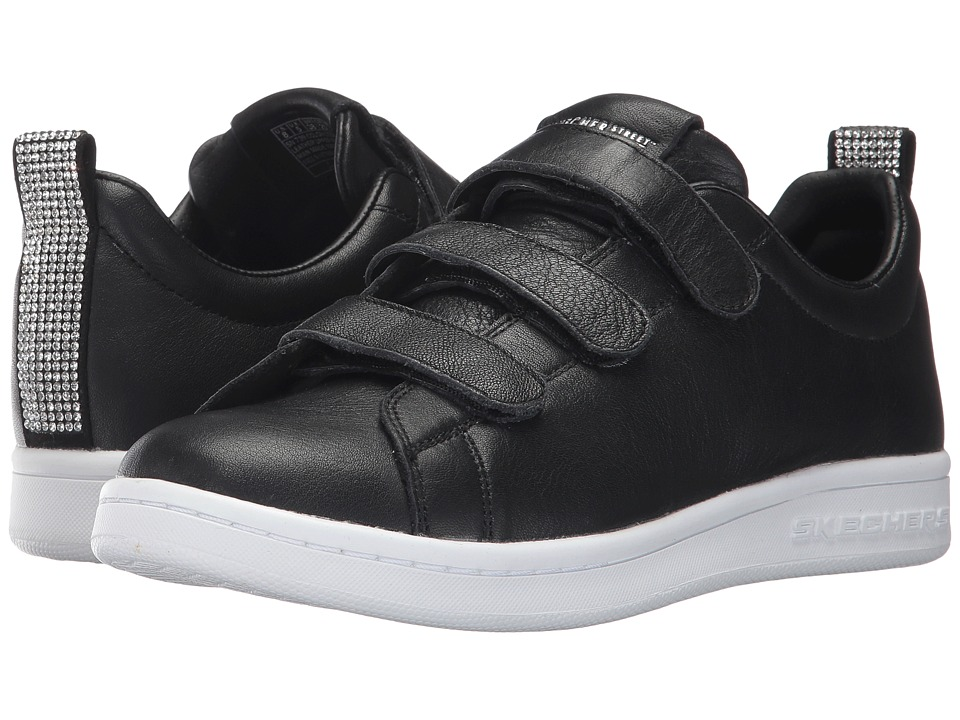 SKECHERS Street - Omne - Bling It Back (Black) Women's Shoes