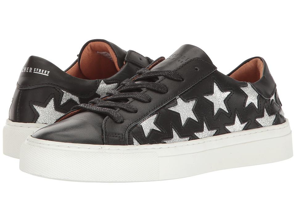 SKECHERS Street - Nora - Euro Star (Black) Women's Shoes