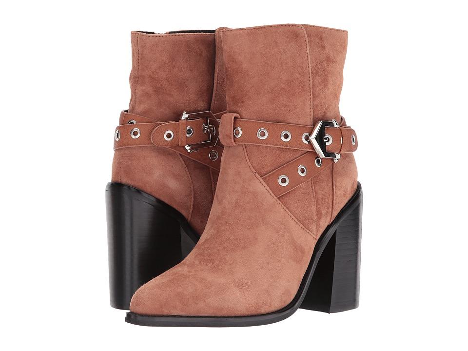 Sol Sana Tessa Boot (Rust Suede) Women