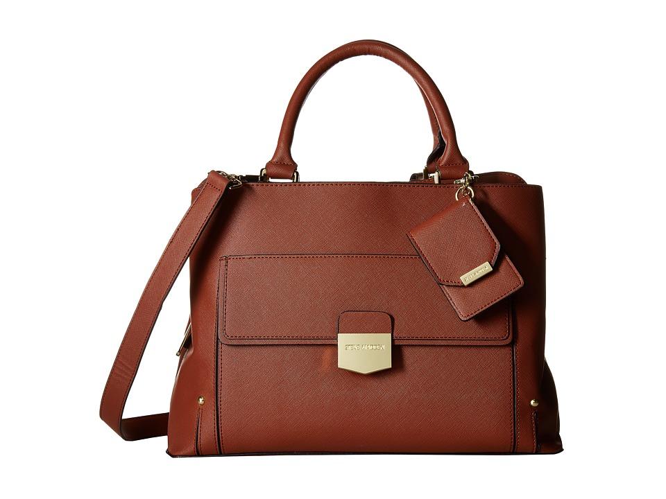 Steve Madden - Bdelta (Cognac) Handbags