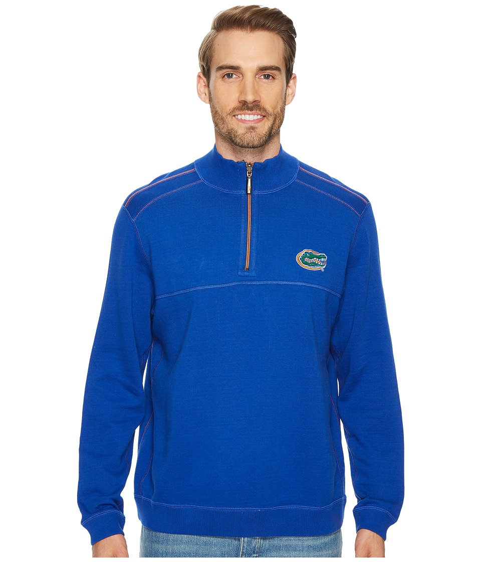 Tommy Bahama Florida Gators Collegiate Campus Flip Sweater (University Of Florida) Men