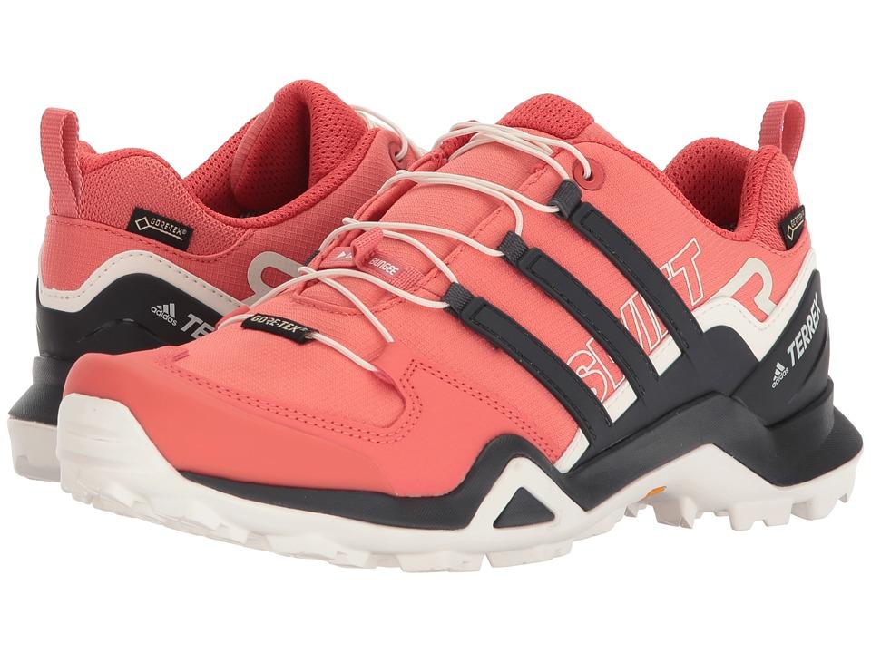 adidas Outdoor Terrex Swift R2 GTX(r) (Trace Scarlet/Carbon/Chalk White) Women
