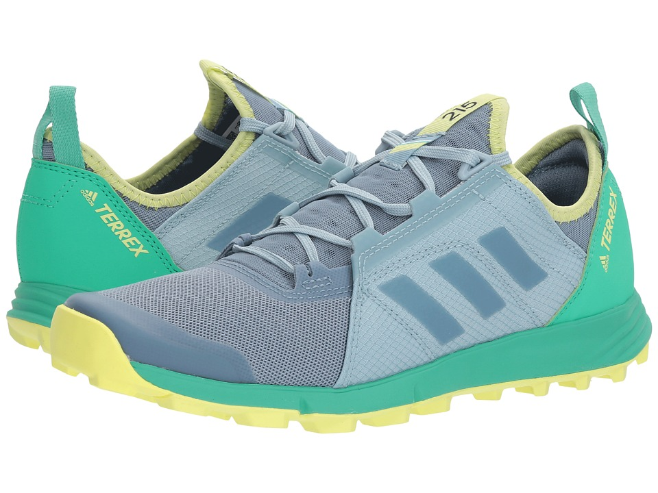 adidas Outdoor Terrex Agravic Speed (Raw Grey/Raw Grey/Ash Grey) Women