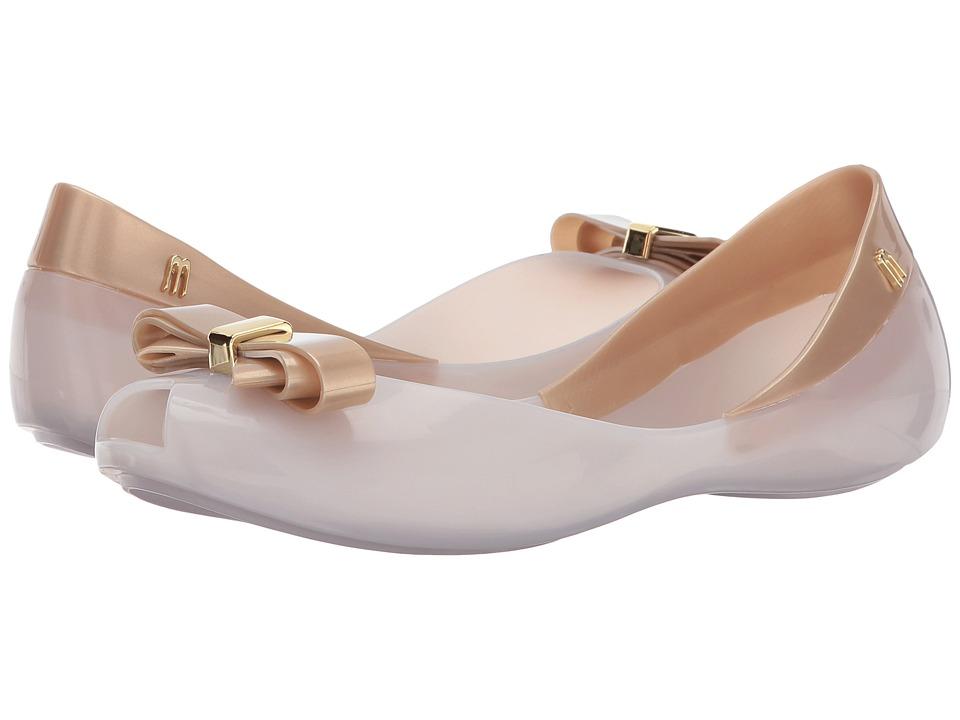 Melissa Shoes Queen VI (White/Milk) Women