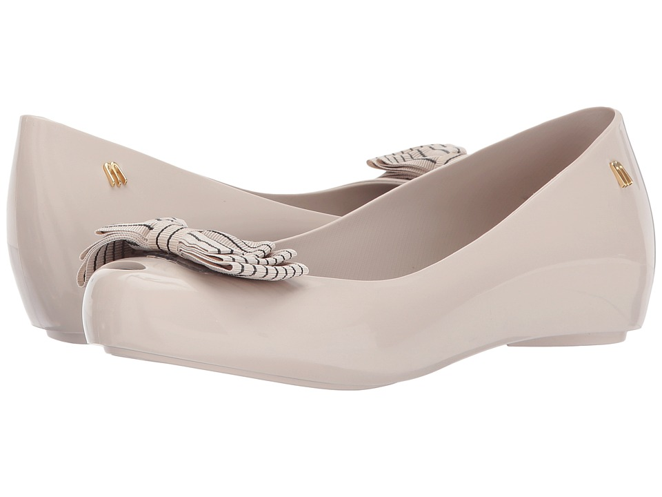 Melissa Shoes - Ultragirl Sweet XIII (Beige) Women's Shoes