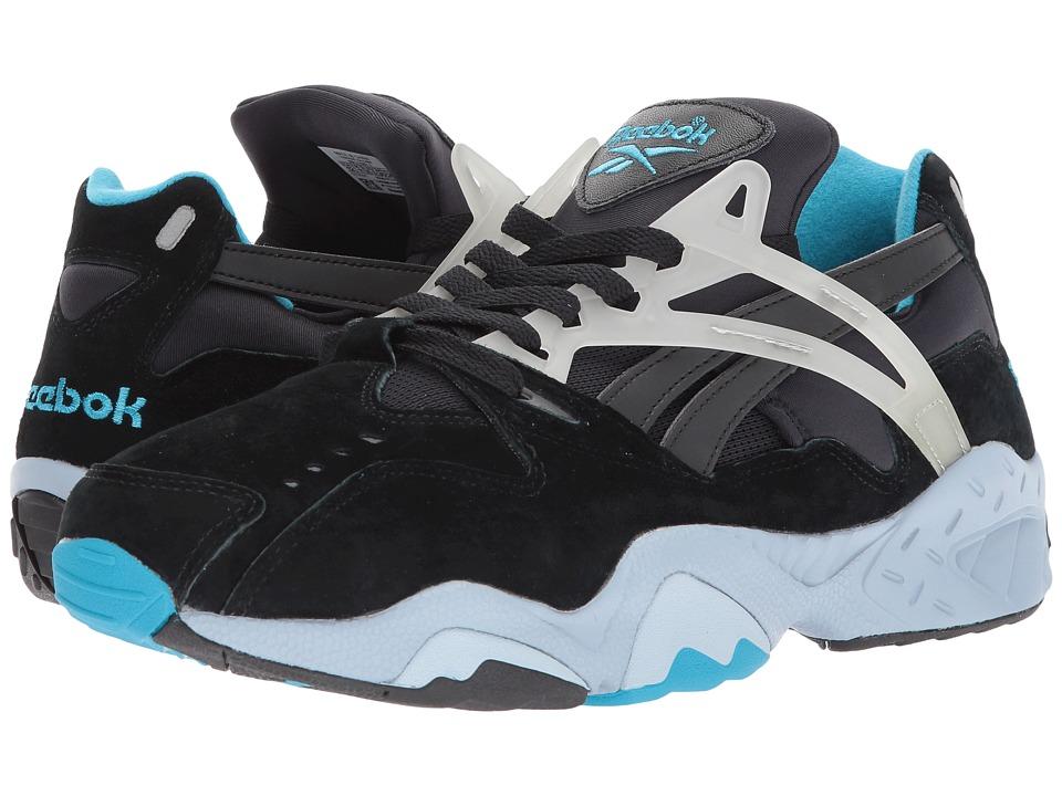 Reebok - Graphlite Pro Gid (Black/Gable Grey/Carribean Teal/White) Men's Shoes
