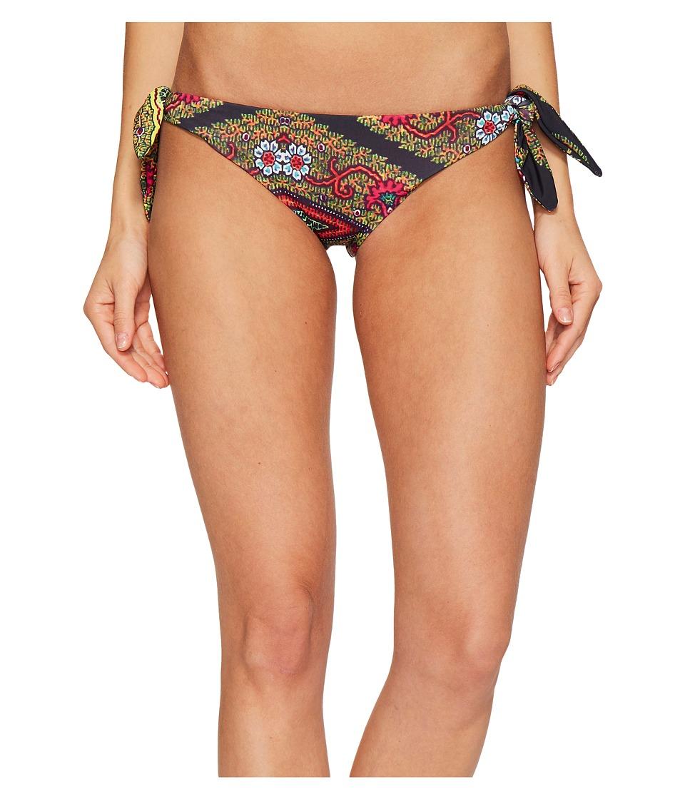 Nicole Miller La Plage By Nicole Miller Dominique Bikini Bottom (Beach Blanket) Women