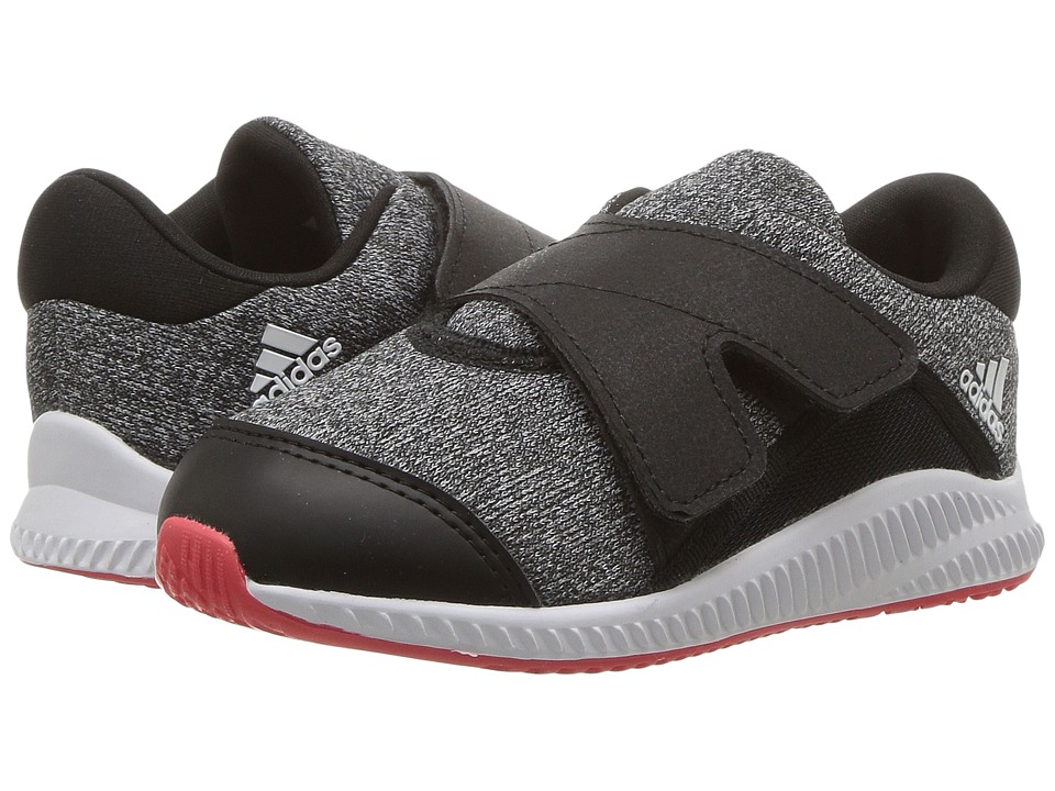 adidas Kids FortaRun X CF (Toddler) (Black/White) Kids Shoes