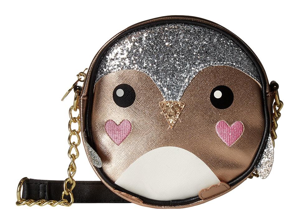 Luv Betsey - Buddy PVC Kitch Canteen Crossbody (Rose Gold) Cross Body Handbags