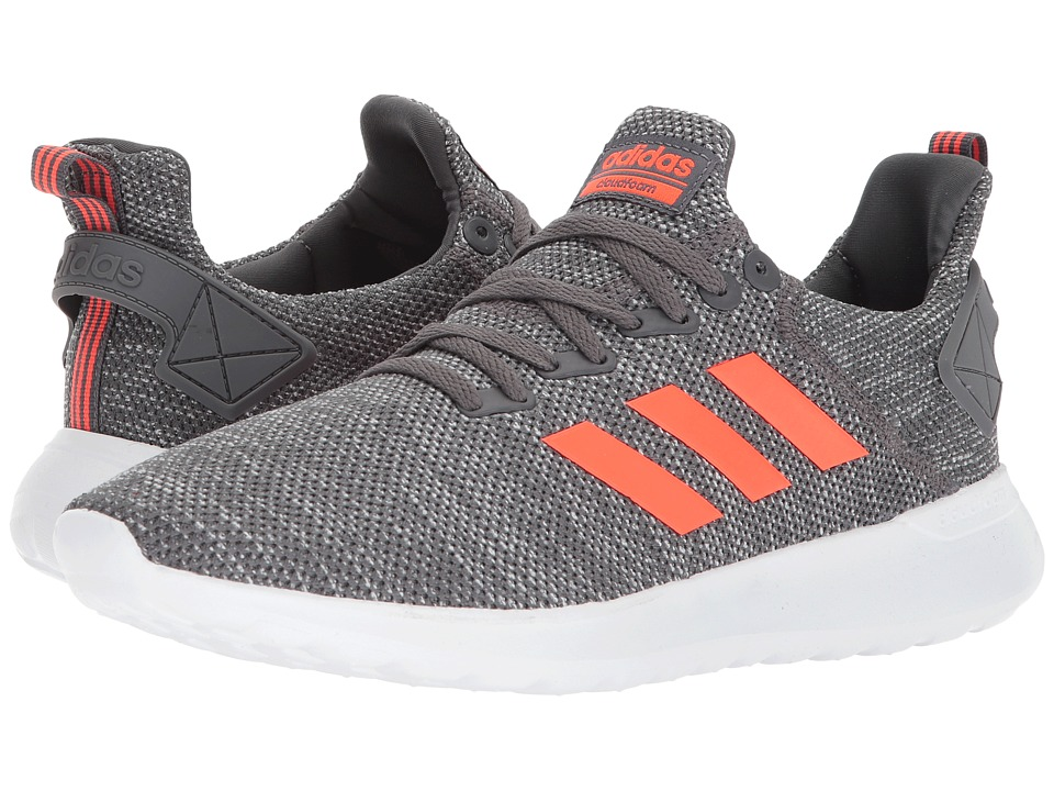 adidas Cloudfoam Lite Racer BYD (Grey Five/Solar Red/White) Men