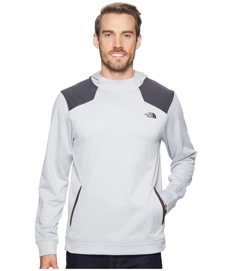 The North Face Ampere Hoodie (High-Rise Grey) Men