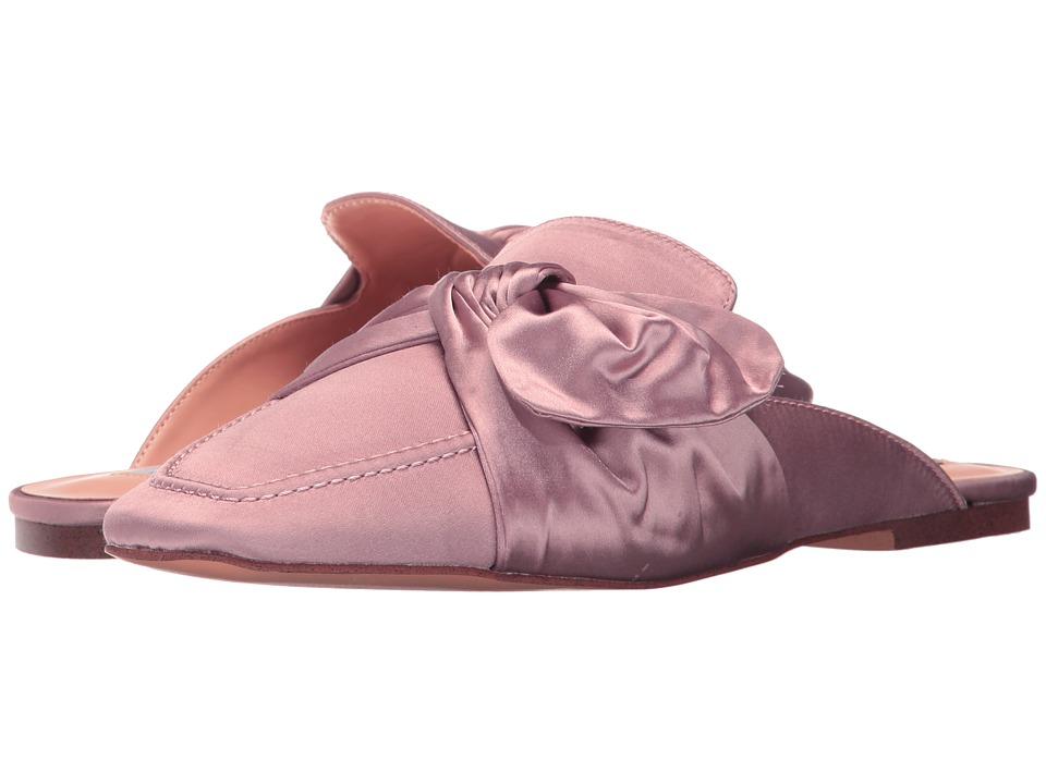 Steve Madden - Isla (Blush Satin) Women's Slip on Shoes